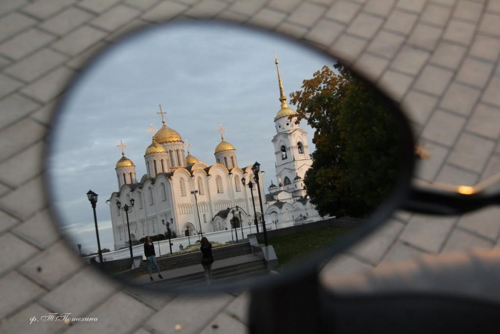 Любоваться красотами Владимира можно по-разному