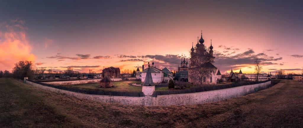 Михайло-Архангельский монастырь © Игорь Шиленок