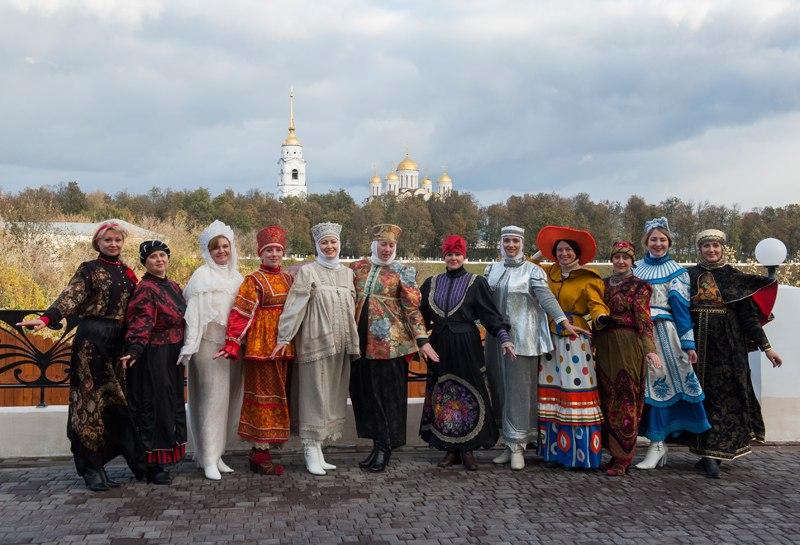 Музейные находки осенью на пешеходке (Владимир) 04