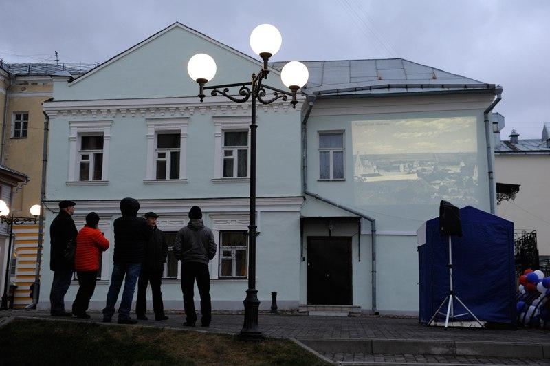 Музейные находки осенью на пешеходке (Владимир) 07