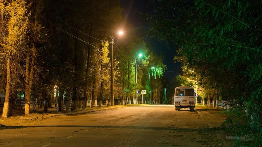 Ночная вылазка с Александром Каменским 01