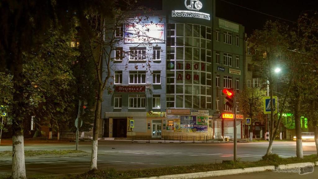 Ночная вылазка с Александром Каменским 02