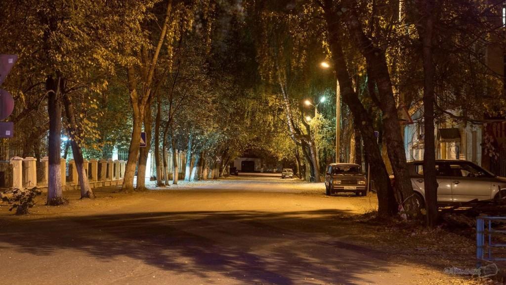 Ночная вылазка с Александром Каменским 03