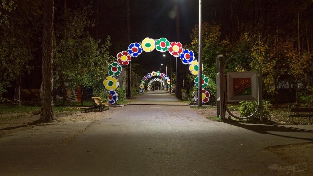 Ночная вылазка с Александром Каменским 04