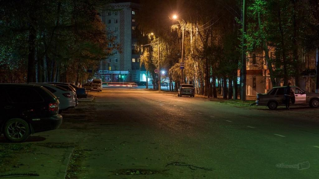 Ночная вылазка с Александром Каменским 06