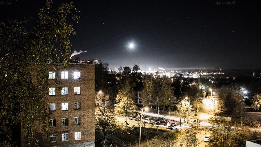 Ночь во Владимире от Mr Fox 2