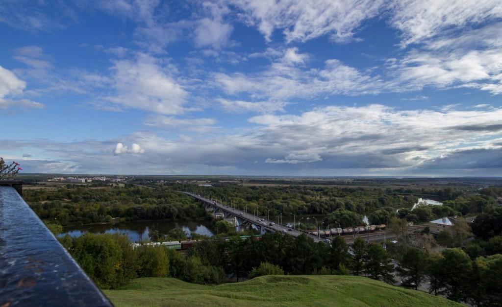 Облака над Клязьмой