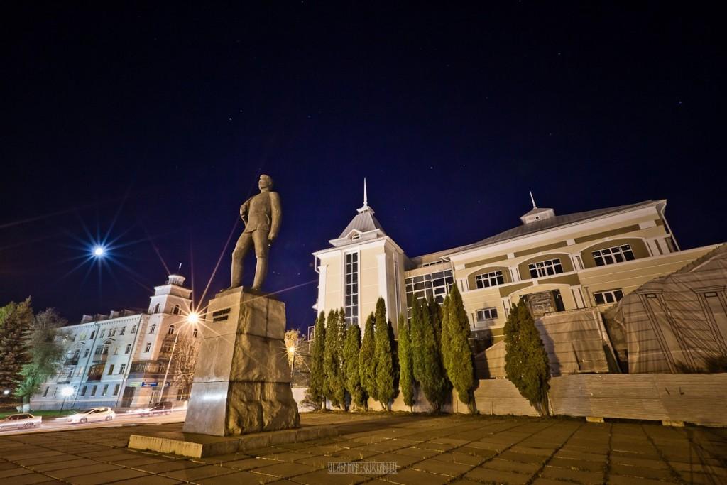 Огни ночного города от Владимира Чучадеева 02