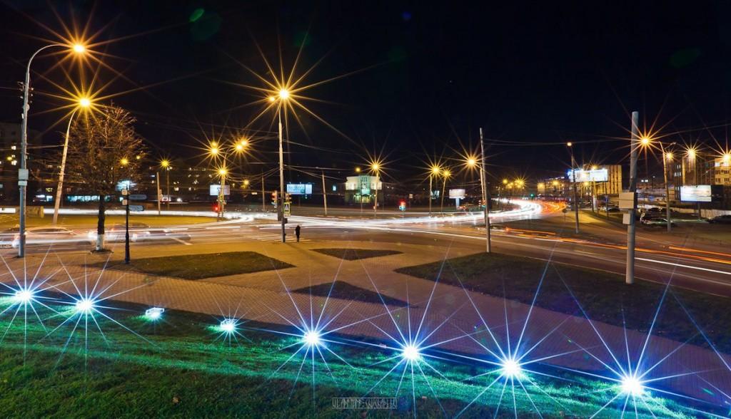 Огни ночного города от Владимира Чучадеева 03