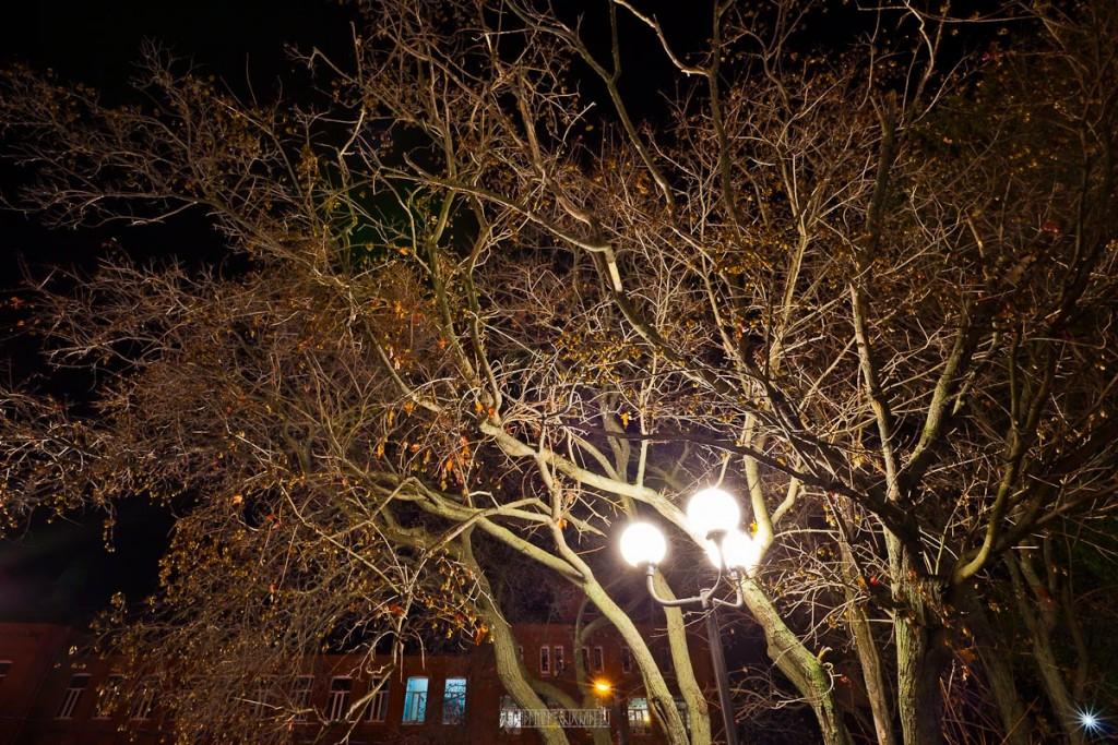 Огни ночного города от Владимира Чучадеева 05