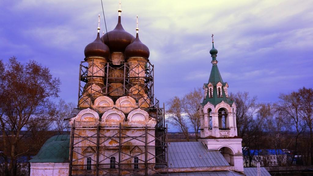 Одна из Владимирских святынь