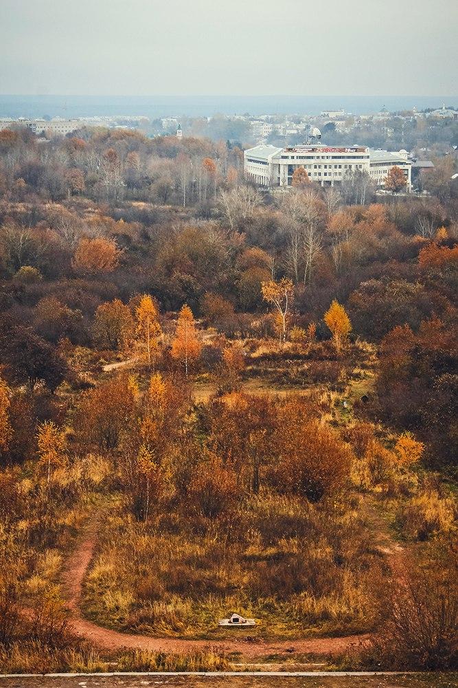 Окраины Владимира. Взгляд со стороны 33 региона 02