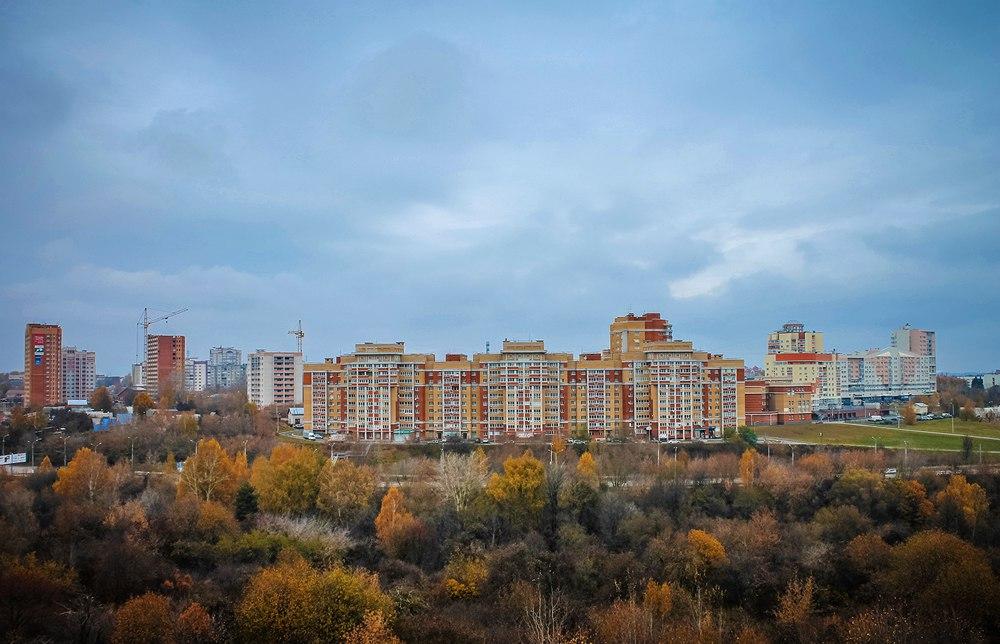 Окраины Владимира. Взгляд со стороны 33 региона 03