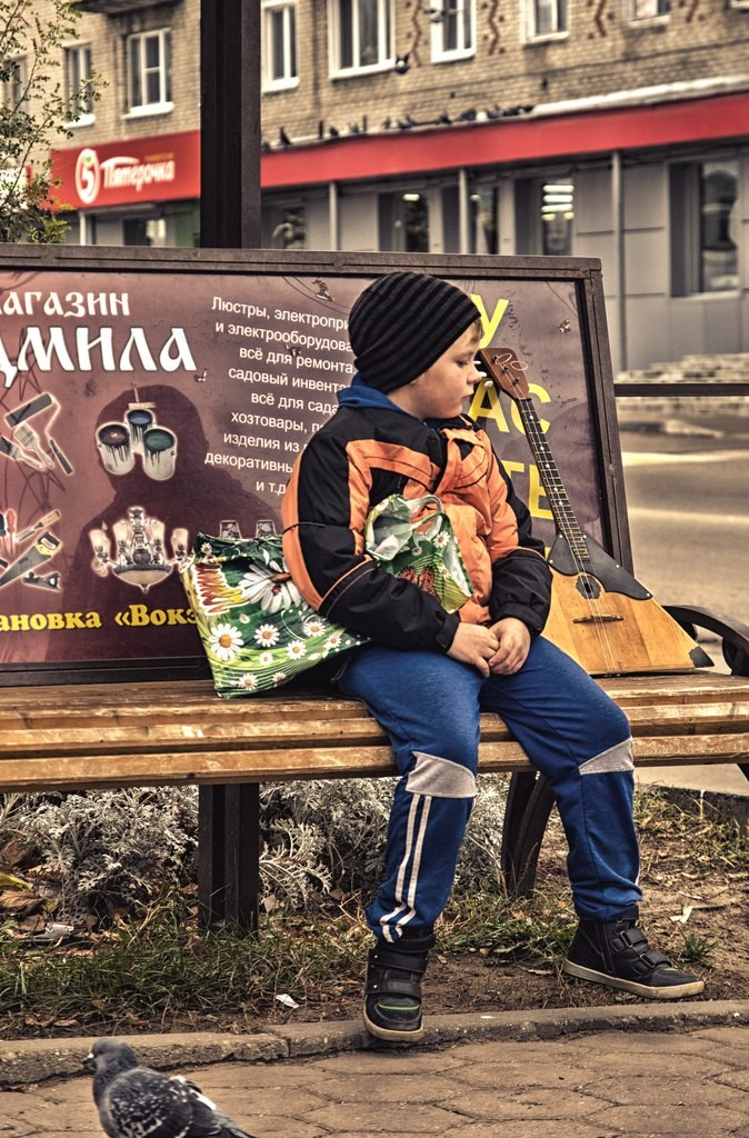 Осенний Киржач 09