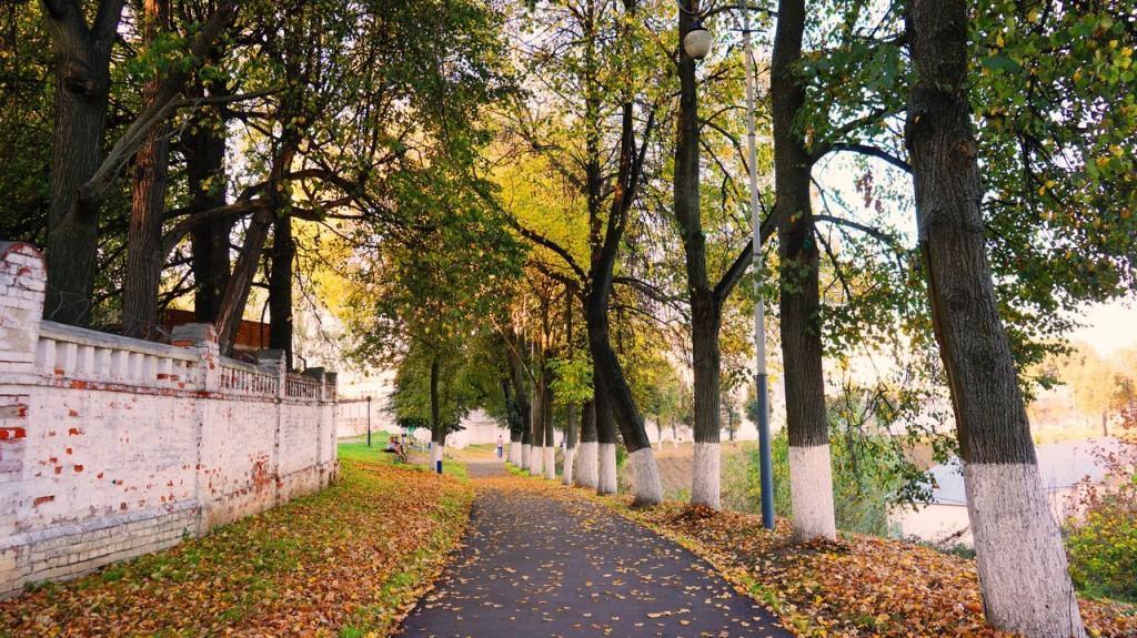 Осенний день 01