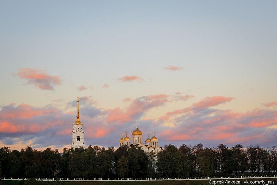 Осень во Владимире от Сергея Лакеева 04