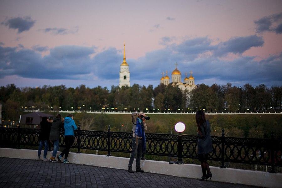Осень во Владимире от Сергея Лакеева 06