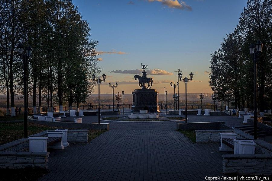 Осень во Владимире от Сергея Лакеева 07