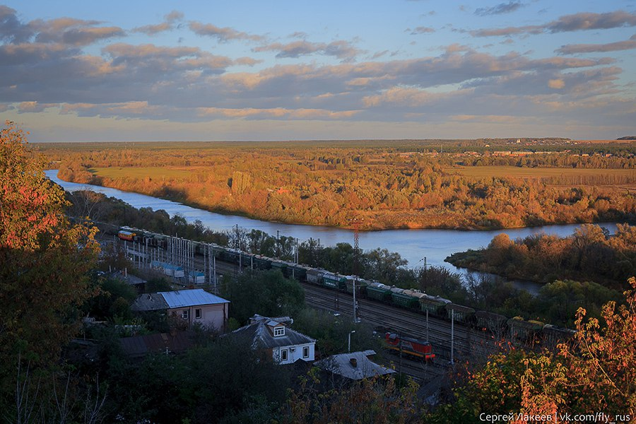 Осень во Владимире от Сергея Лакеева 09