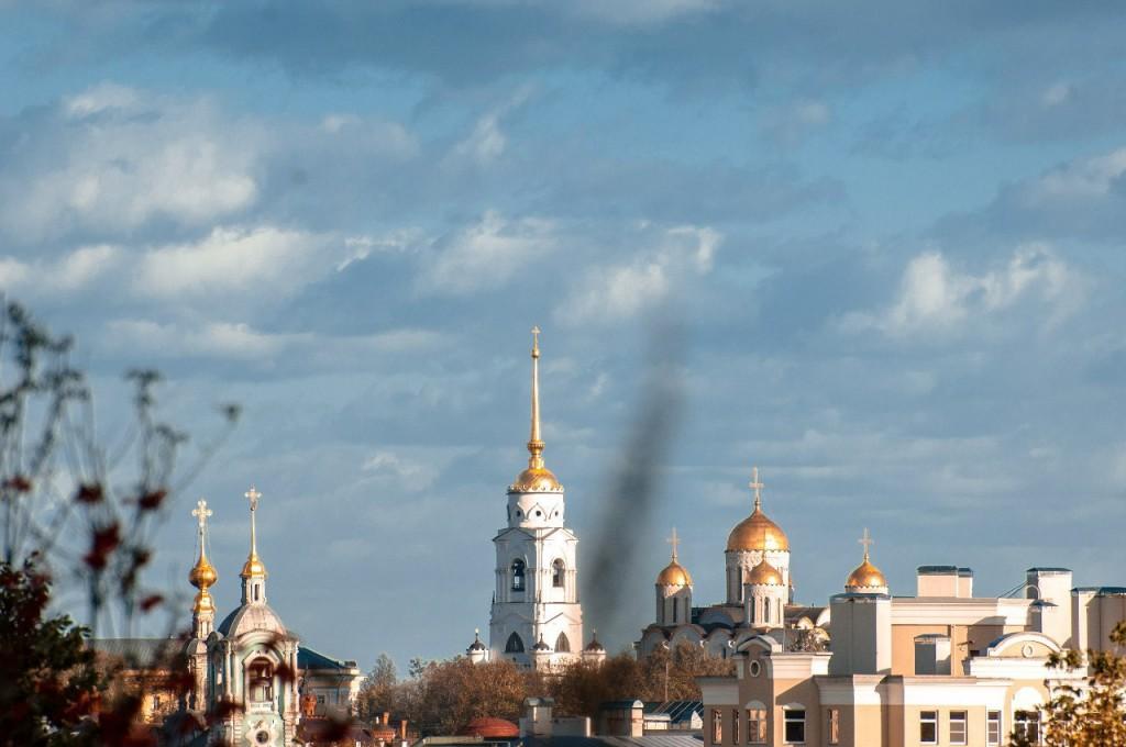 Очарование осеннего Владимира (октябрь 2015) 01