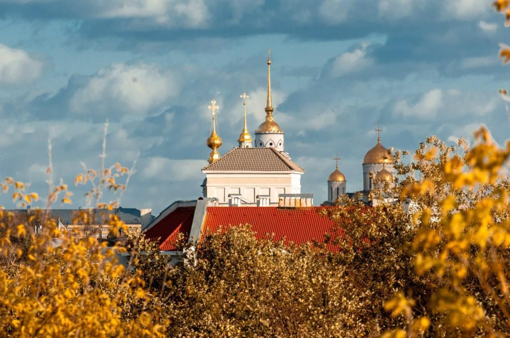 Очарование осеннего Владимира (октябрь 2015) 02