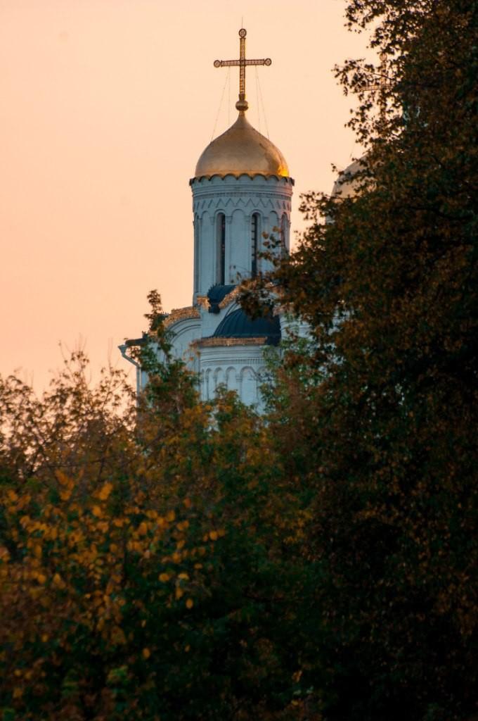 Очарование осеннего Владимира 03