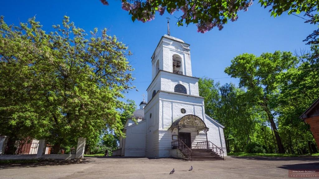 Парк Пушкина в Коврове 02