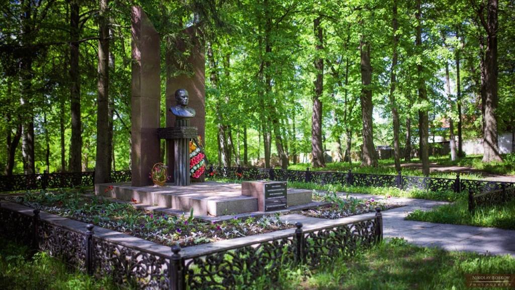 Парк Пушкина в Коврове 05