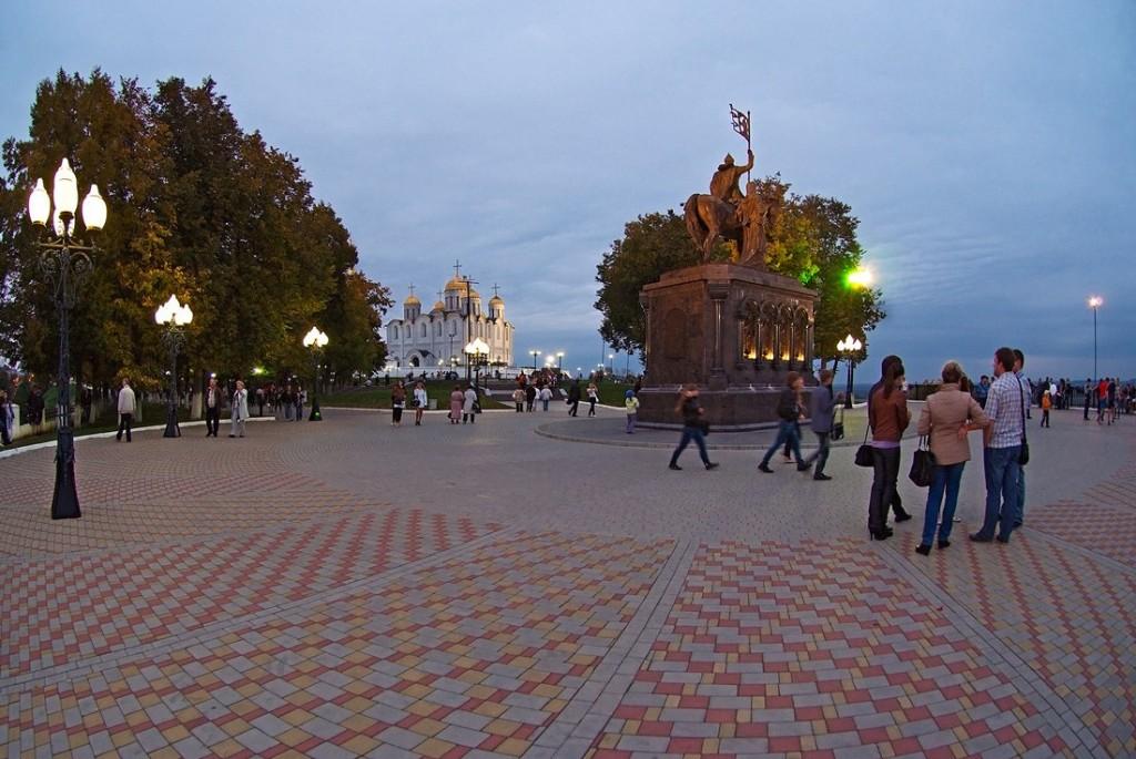 Парк им. А.С. Пушкина (Владимир)