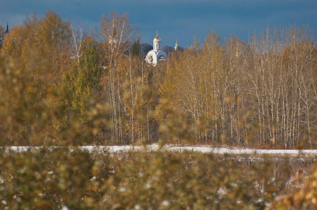 Первый снег во Владимире 04