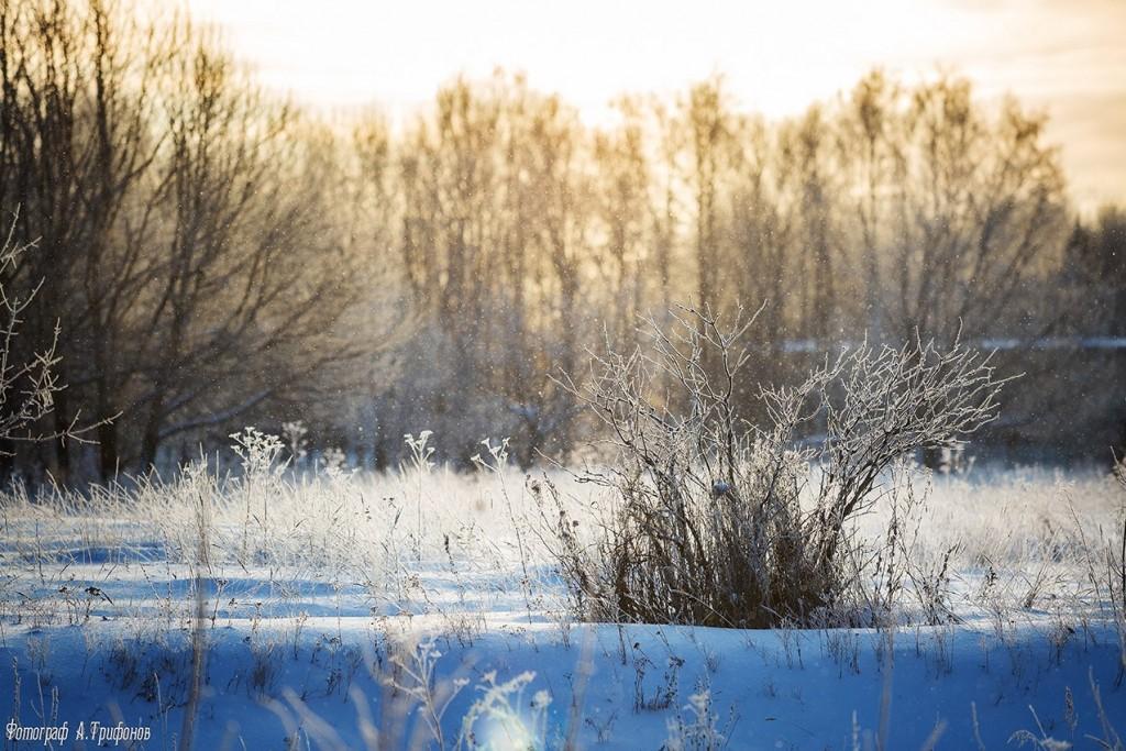 Первый снег в Муроме 01