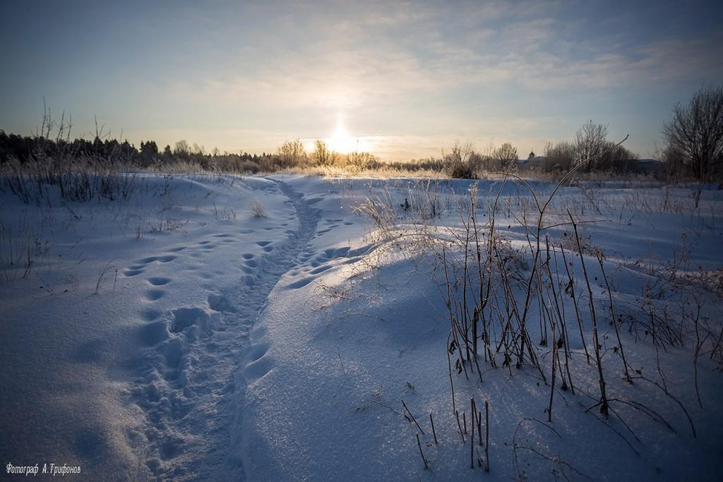 Первый снег в Муроме 03