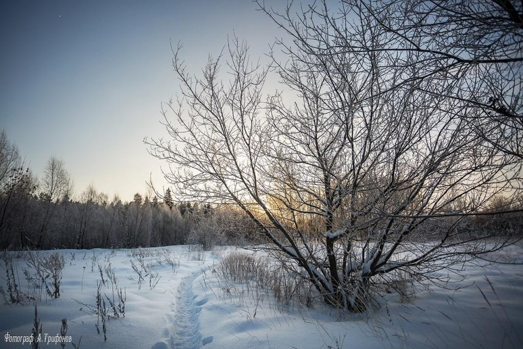 Первый снег в Муроме 05