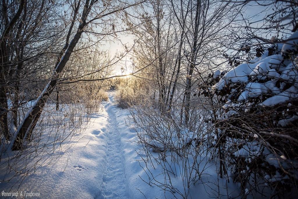 Первый снег в Муроме 08