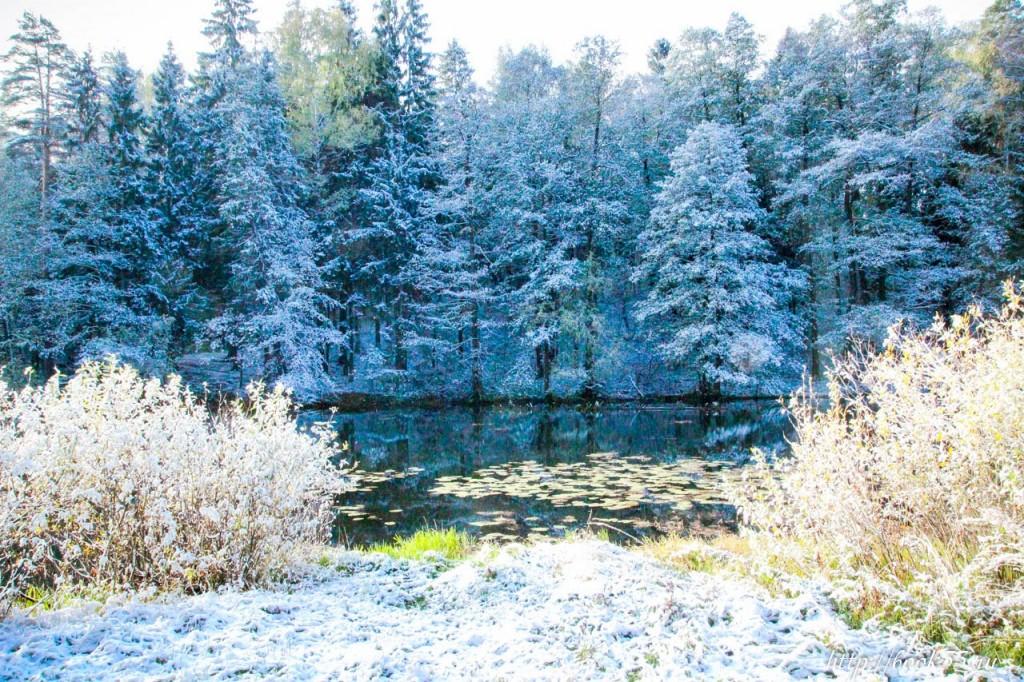 Первый снег на Вербовском 02