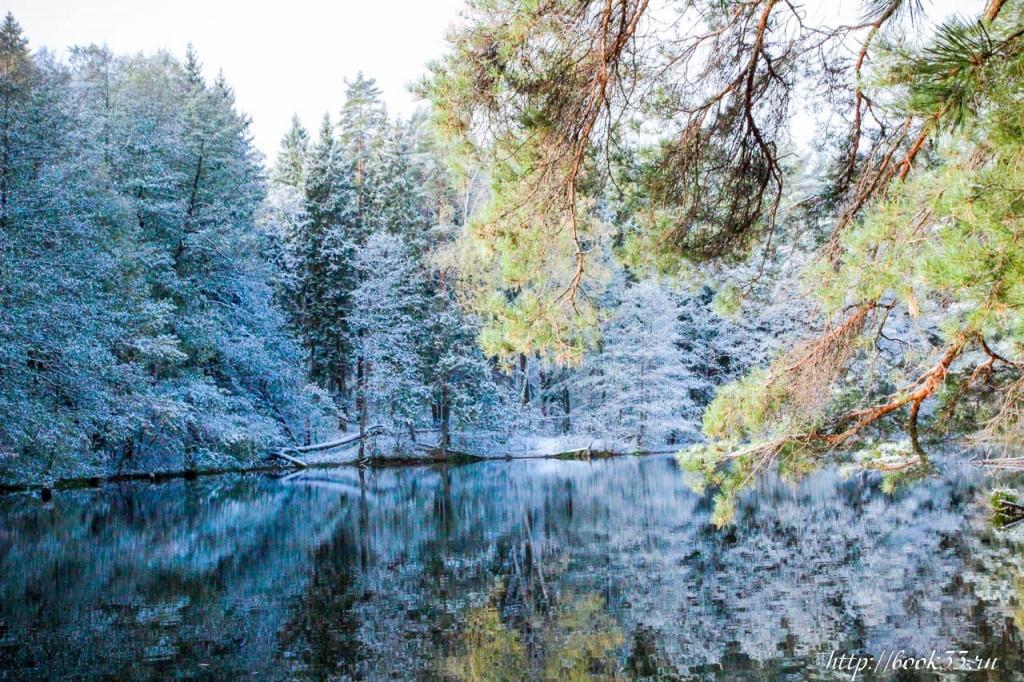 Первый снег на Вербовском 03