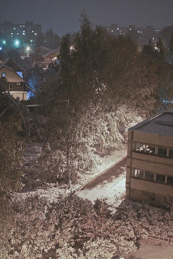 Первый снег на Сергиев День 02