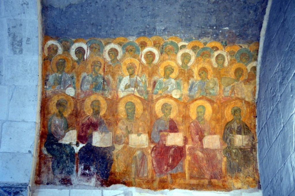 Посещение Дмитриевского собора 08