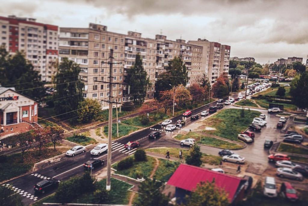 Последние теплые деньки во Владимире