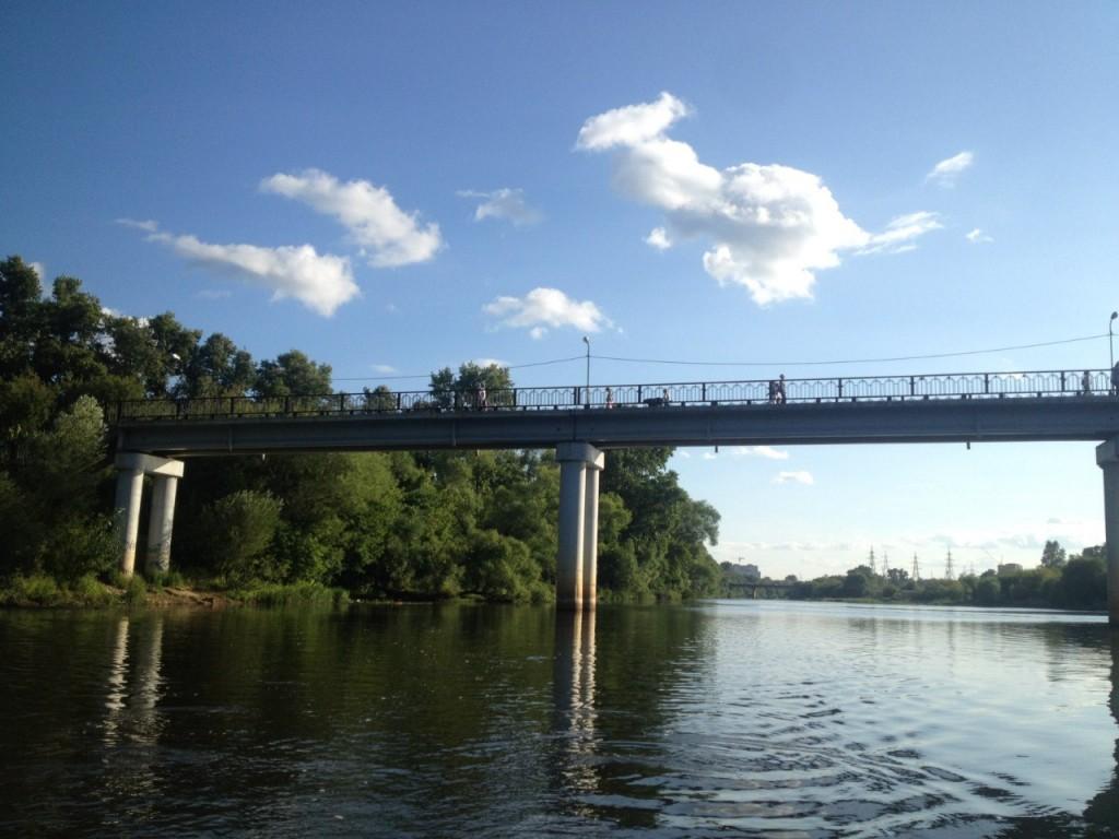 По реке Клязьме 01