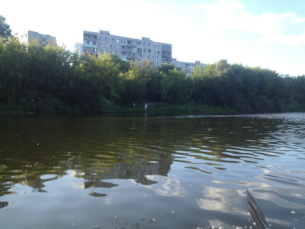 По реке Клязьме 02