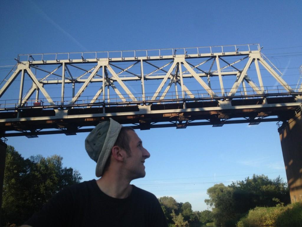 По реке Клязьме 06