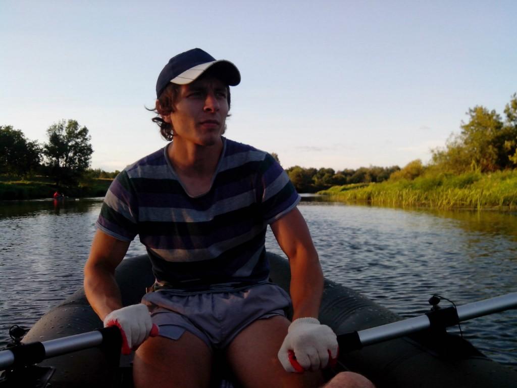 По реке Клязьме 07