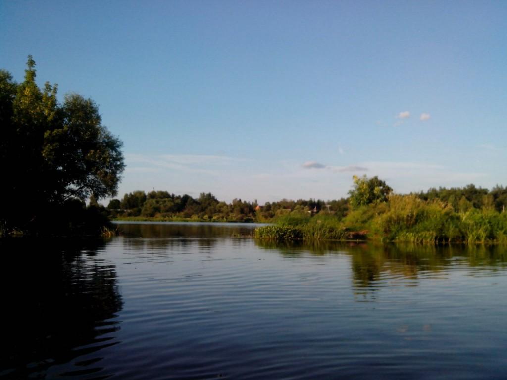 По реке Клязьме 09