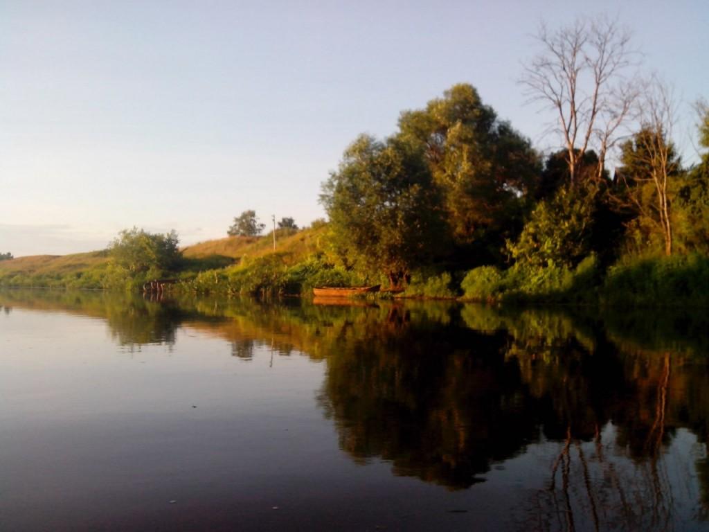 По реке Клязьме 10