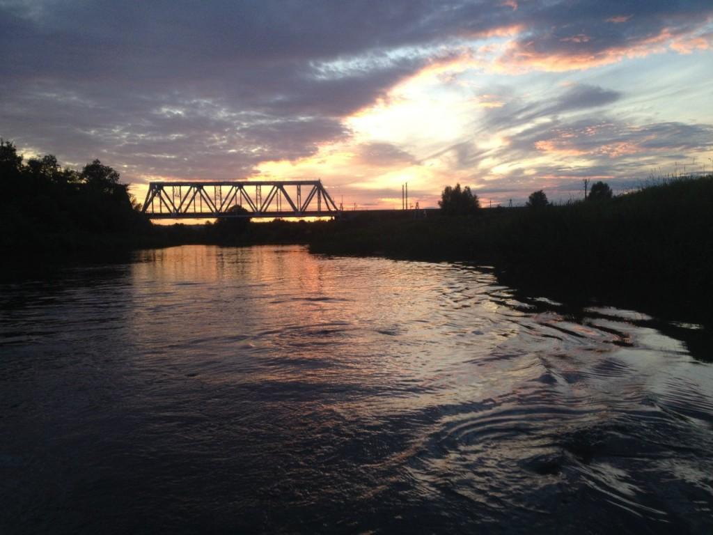 По реке Клязьме 14