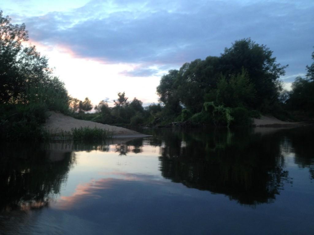 По реке Клязьме 15