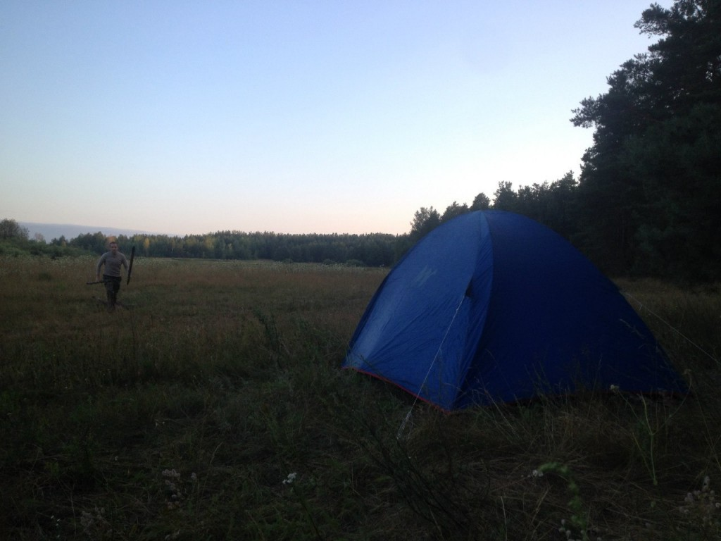 По реке Клязьме 17