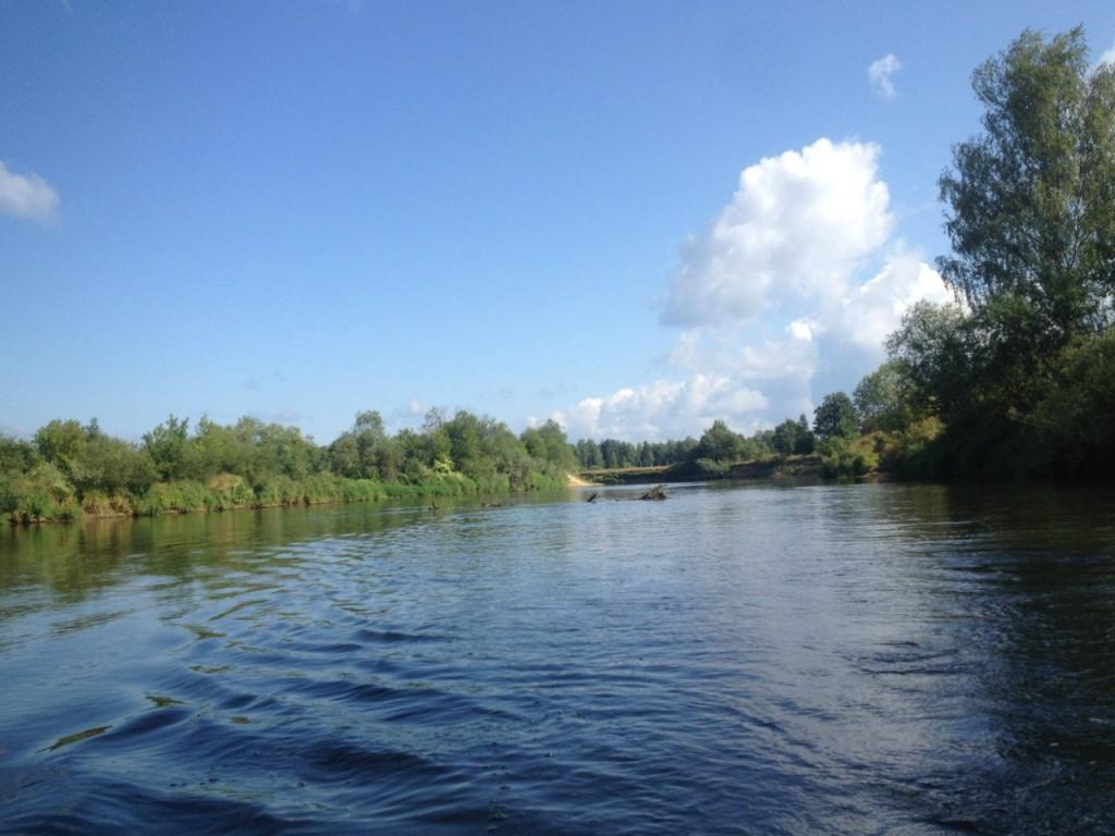 По реке Клязьме 21