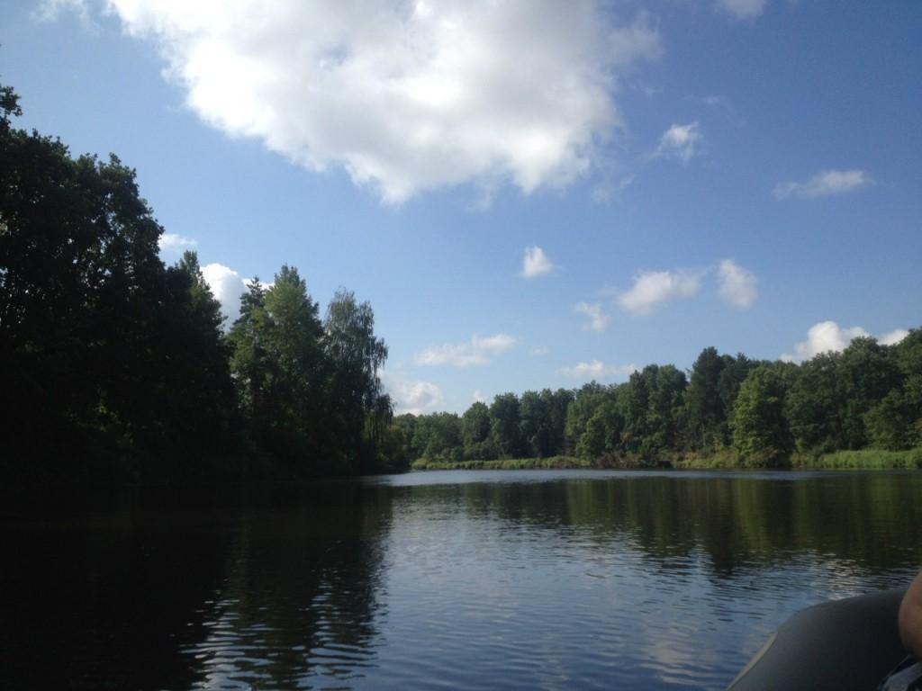 По реке Клязьме 22
